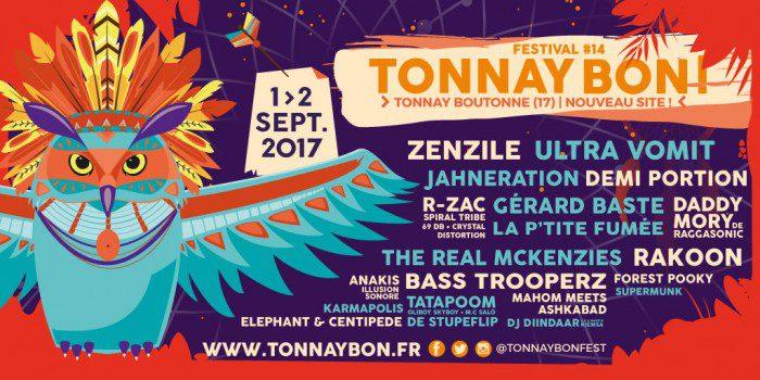 Tonnay Bon ! 2017