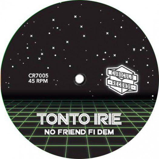 "Naram & Art feat. Tonto Irie - 7"" Cubiculo Records"