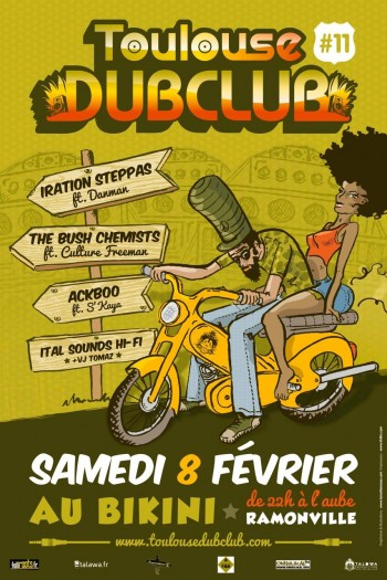 Toulouse Dub Club #11
