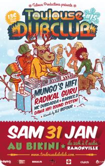Toulouse Dub Club #15