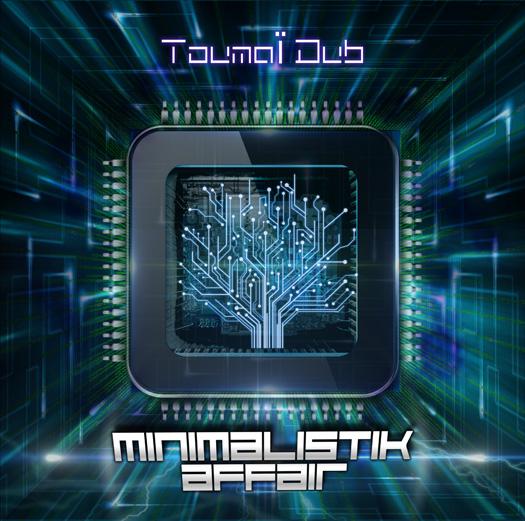 Toumaï Dub - Minimalistik Affair