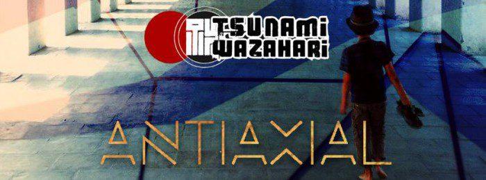 Tsunami Wazahari @ Aiôn Bar