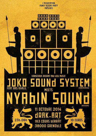 JOKO SOUND SYSTEM meets NYABIN SOUND