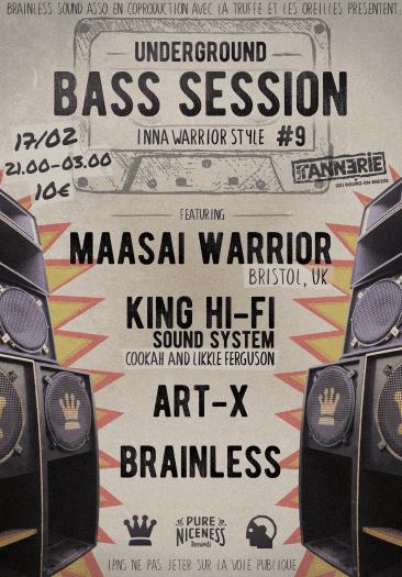 Underground Bass Session #9