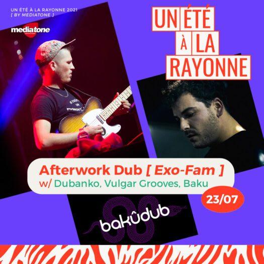 Afterwork Dub (Exo Fam)