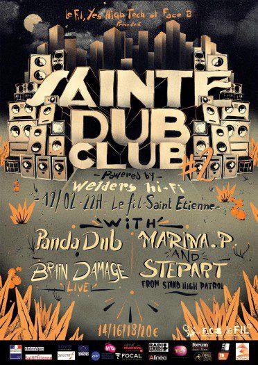 Sainté Dub Club #2