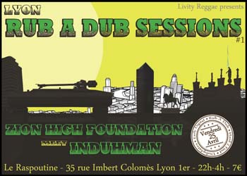 Lyon Rub A Dub Sessions part.1