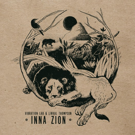 Vibration Lab & Linval Thompson - Inna Zion