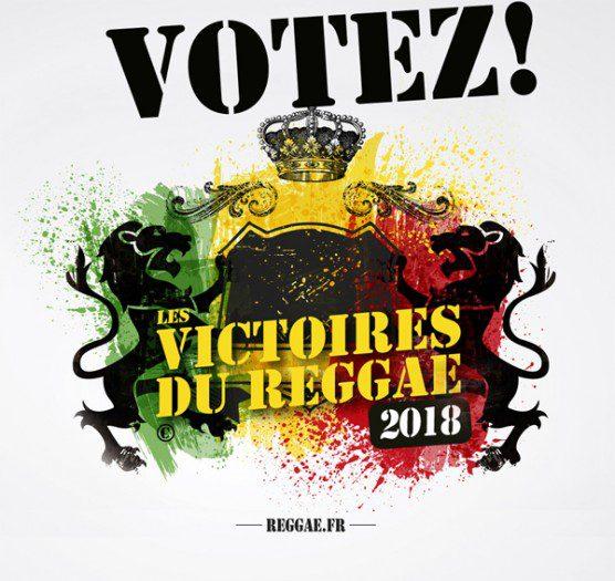Les Victoires du Reggae 2018