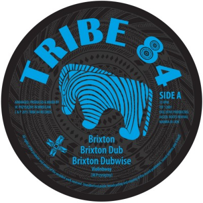 Violinbwoy - 12'' Tribe 84 Records
