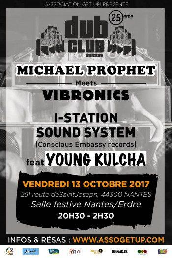Nantes Dub Club #25
