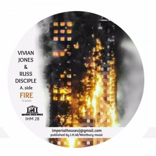 Vivian Jones - Fire