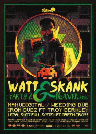 Watt&Skank #2