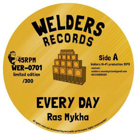 "T.i.T & Ras Mykha - 7"" Every Day"