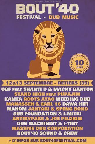 Bout 40 Festival #10