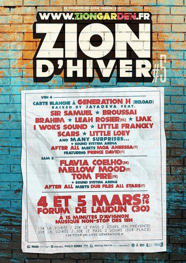 Zion d'Hiver #5